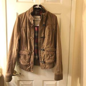 A&F Brown Coat
